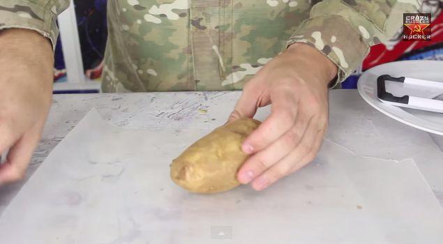 Como fazer batatas fritas deliciosas apenas em 5 minutos!