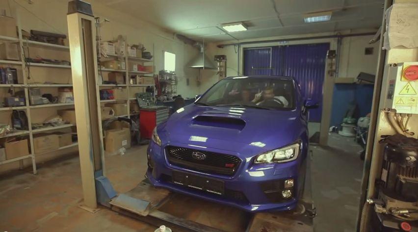 Não consegues imaginar o que este carro é capaz de fazer!