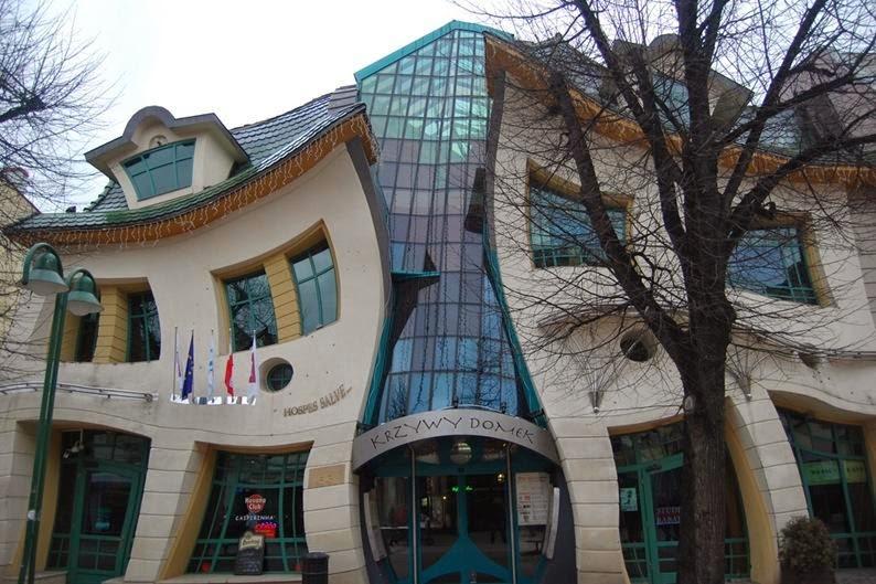 15 Edifícios mais estranhos de todo o mundo! Portugal está incluído!