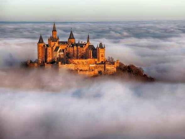 Os Castelos mais fascinantes do mundo!