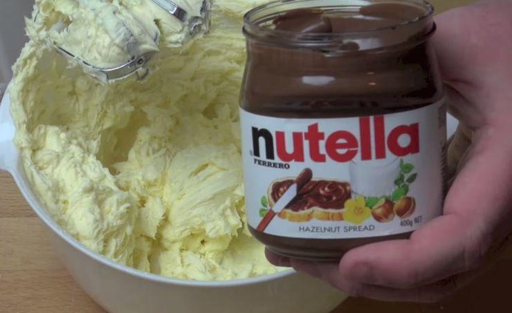 Não vais acreditar na deliciosa receita que ele fez com Nutella!