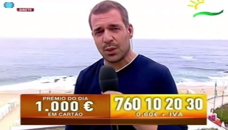 Os melhores e mais cómicos momentos da televisão portuguesa nos últimos tempos!