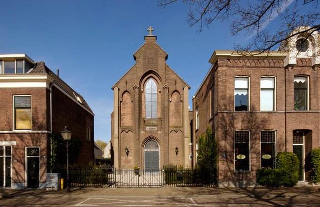Uma família comprou esta igreja e o que fizeram com ela é realmente surpreendente!