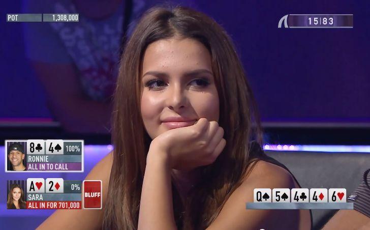 Miss Finlândia faz o bluff mais belo de sempre a um profissional!