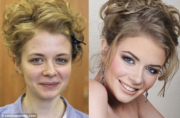 Mulheres completamente irreconhecíveis!  O antes e o depois! É impressionante!