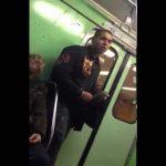 Cuidado! Novo método de roubo no metro! Proteja-se!