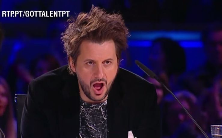 Rapaz deixa o júri do Got Talent Portugal de boca aberta com truque de magia!