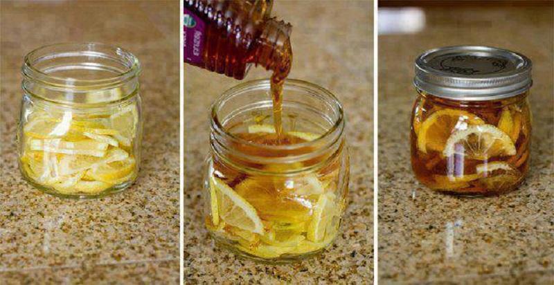 Xarope caseiro contra constipações e dores de garganta! Simples de fazer e muito eficaz!