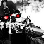 Saberias se estivesses na mira de um atirador de elite? Vê as imagens e descobre!