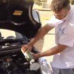 O carro dele faz 1000 quilómetros com apenas 1 litro de água! E o sistema já está disponível para todos!