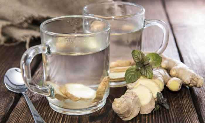 Emagrecer rápido e até 3kg com chá de gengibre!