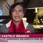 Primeiras declarações de José Castelo Branco depois da agressão!