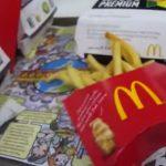 Como somos todos bem enganados no McDonald's!