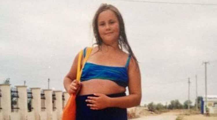 """Esta menina descobriu o """"ingrediente secreto"""" para perder muito peso! Vê só como ela ficou!"""