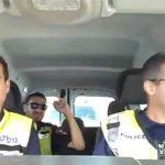 Inacreditável o que estes polícias israelitas fizeram durante a patrulha!
