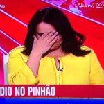 Alberta Marques Fernandes chocou os portugueses! Perdeu o controlo em direto no telejornal!
