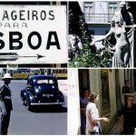 Primeiro vídeo a cores de Lisboa foi divulgado! Lisboa em 1950! É incrível!