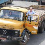 Vais ficar de boca aberta quando vires no que transformaram este camião velho!