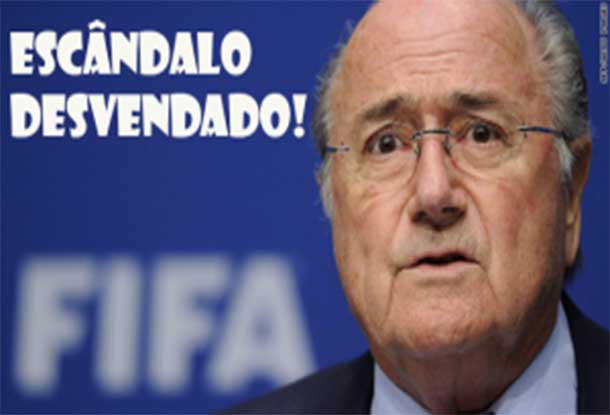 O escândalo de corrupção no Mundial 2014 foi desvendado! Está a chocar o mundo!