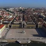 Sismo em Portugal com magnitude de 8.5 que destruiu a cidade de Lisboa! (VÍDEO)