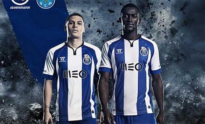 O novo equipamento do FC Porto está a revoltar os adeptos! (vídeo)