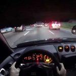 Ele espalhou o pânico no trânsito com esta velocidade impressionante! Se te achas o melhor tens que ver!