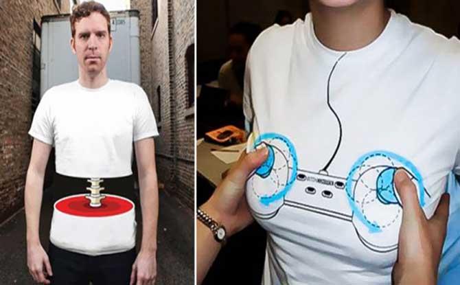 As T-shirts mais impressionantes que podes comprar na internet! Qual preferes?