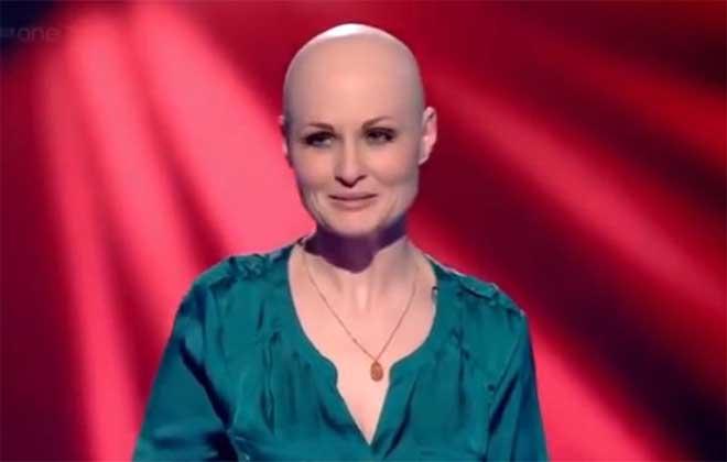 Ela era julgada pela sua doença, mas finalmente conseguiu ser julgada pelo seu talento…