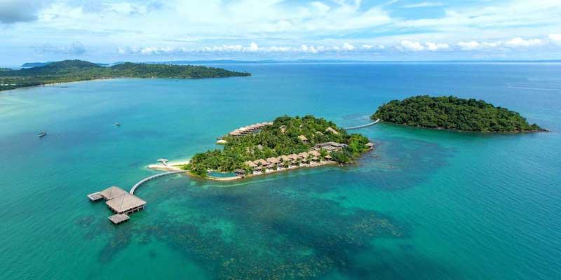 Um casal comprou esta ilha por uma quantia ridícula! Quando vires o que fizeram até desmaias!