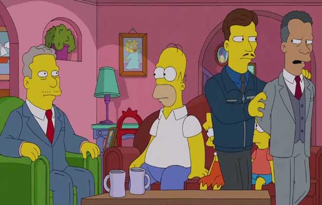 """""""Os Simpsons"""" preveem o futuro! Inacreditável o que eles previram há mais de 1 ano!"""
