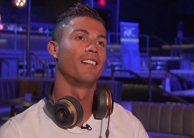 Cristiano Ronaldo enervou-se e respondeu de forma inesperada aos jornalistas!
