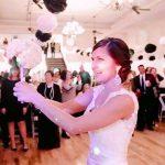 A noiva ia lançar o ramo… Mas o que fez surpreendeu todos os convidados!