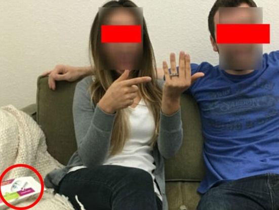 Veja bem o que aconteceu com este casal após publicar foto na internet!
