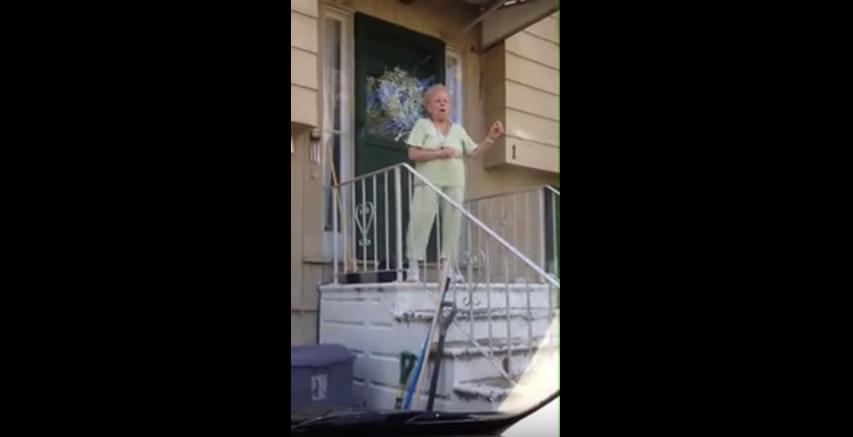 O que esta avó de 88 anos fez vai-te deixar de queixo caído! Hilariante!