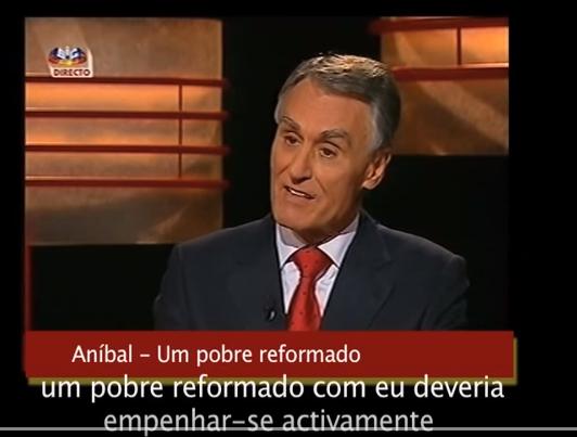 Lembras-te quando Cavaco Silva disse que a reforma não lhe chegava? Vê a explicação que ele deu!