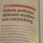 Falsos polícias andam a atacar condutores na zona de Lisboa! Mantêm-te ALERTA e partilha!