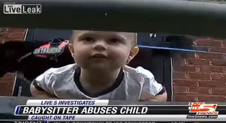 Este bébé era maltratado pela ama… Nem vais acreditar como os pais descobriram!