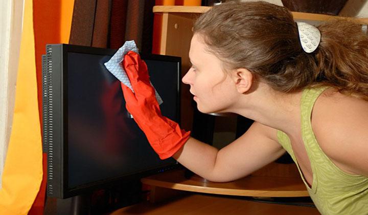 Limpaste a tua televisão de forma errada toda a vida! É esta a forma mais correta!