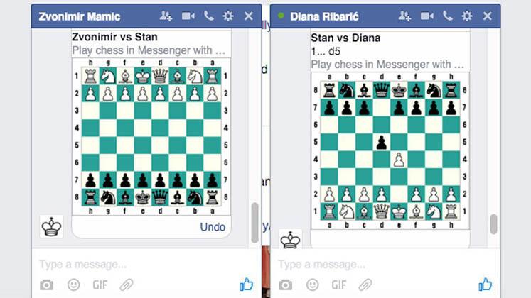 Sabes como aceder ao jogo secreto que está dentro do teu Facebook Messenger? É com este truque!