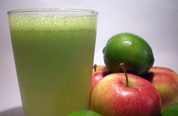 Limonada de maça: sumo refrescante e milagroso para quem sofre de diabetes!