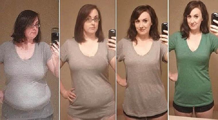 Ela perdeu 30kg sem ginásio e sem dietas rigorosas! O que fez é genial! Ela resolveu….