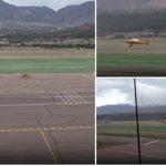 Vários aviões começaram a voar sozinhos neste aeroporto… Inacreditável o que aconteceu!