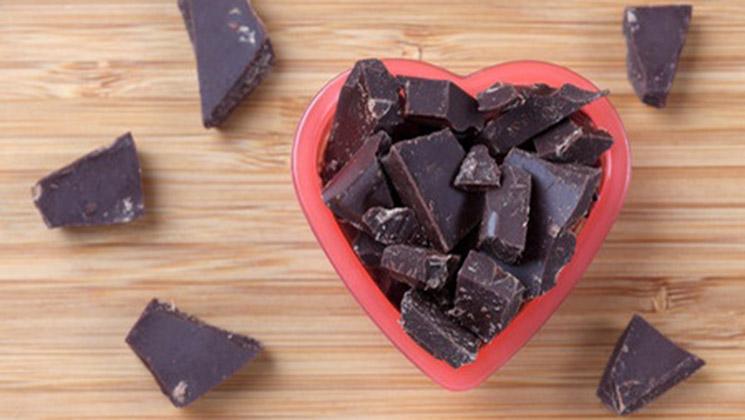 O coração das pessoas que comem chocolate é mais saudável! Está provado!