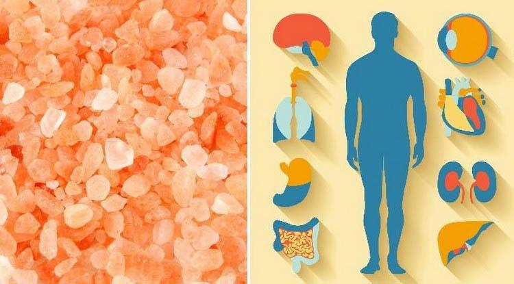 Sabes o que acontece com o teu corpo se consumires sal do Himalaia durante 30 dias? É impressionante!