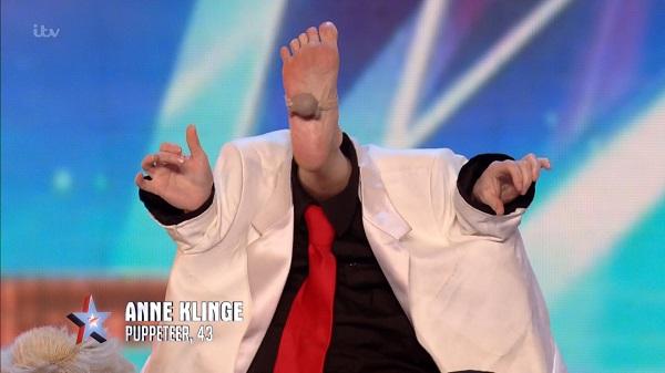 """Impressionante o que ela fez no """"Britain's Got Talent""""! Deixou o público de boca aberta!"""
