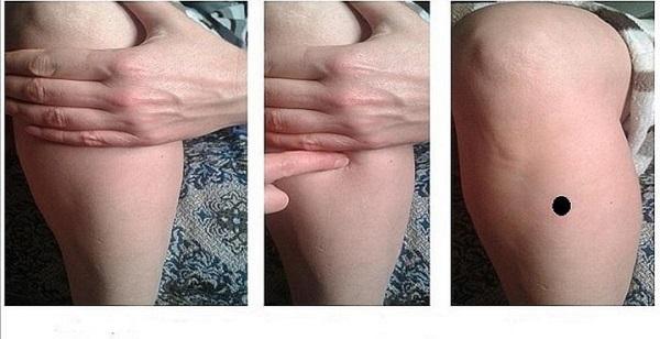 Uma massagem neste ponto pode curar mais de 100 doenças! Tens de experimentar!