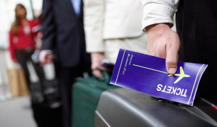 Este é o truque para poupar bastante no bilhete de avião!