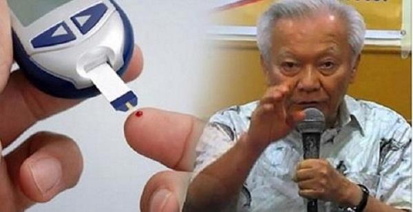 Cura a Diabetes em poucos dias com esta milagrosa receita de um médico filipino!