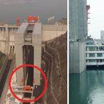 Este é o maior elevador já construído em todo o mundo! É impressionante! Adivinhas onde foi feito?