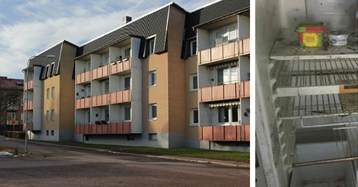 Ninguém visitava o apartamento desta idosa… Mas quando a vizinha decidiu entrar… Ficou imediatamente em choque!